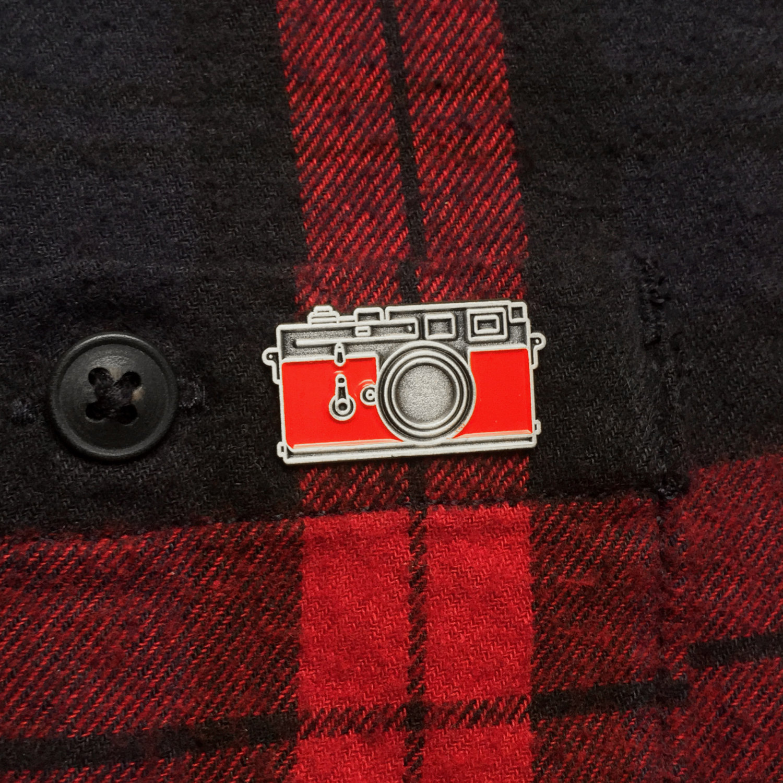 Leica M3 Camera Enamel Pin by Things by us