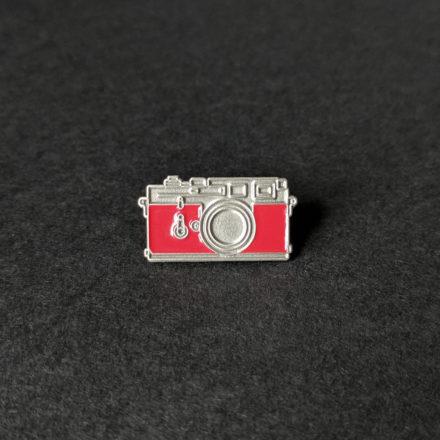 Leica M3 Camera Enamel Pin by Things by us