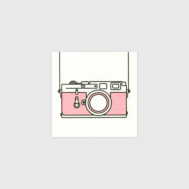 Leica M3 Print - Things by us