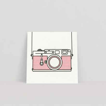 Leica M3 Print - Things by us