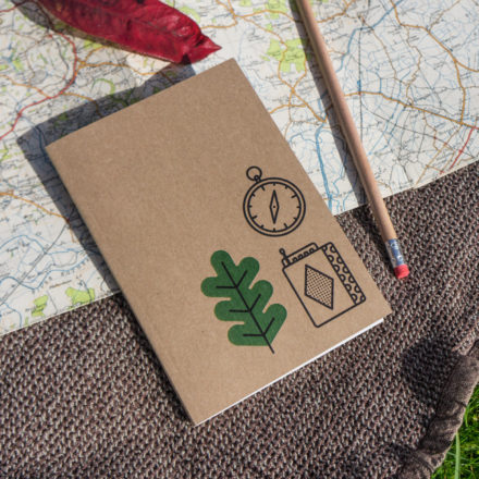 Adventure Notebook by Things by us
