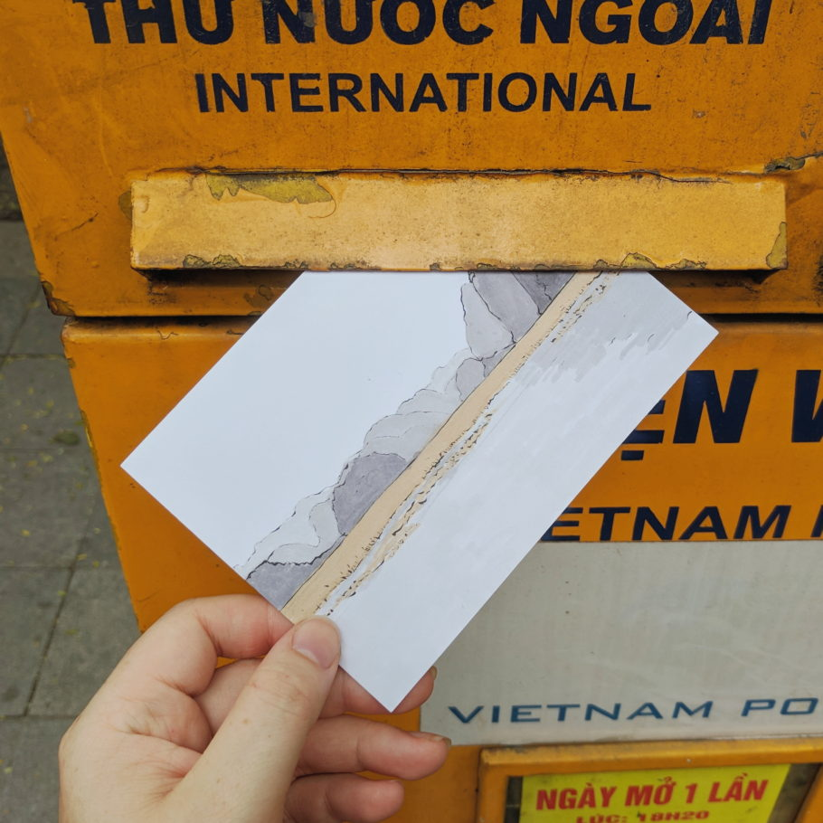 Postcard from Vietnam by Things by us